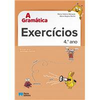 A Gramática - Exercícios - 4.º Ano
