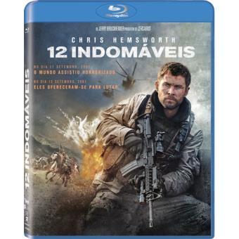12 Indomáveis - Blu-ray