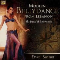 Modern Bellydance From Lebanon - CD
