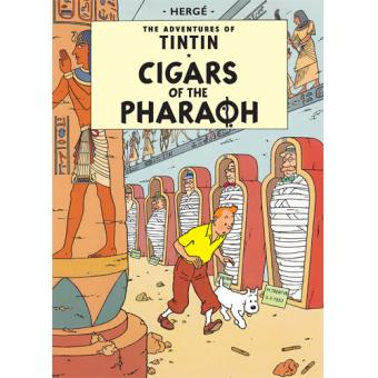 The Adventures of Tintin: Cigars of the Pharaoh