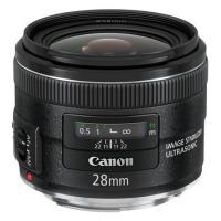 Objetiva Canon EF 28mm f/2.8 IS USM