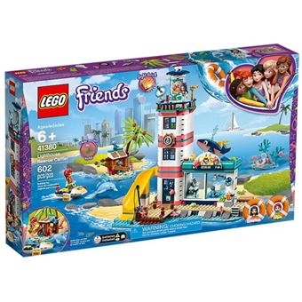 LEGO Friends 41380 Centro de Resgate do Farol