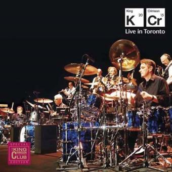King Crimson: Live in Toronto (November 20th 2015) (2CD)