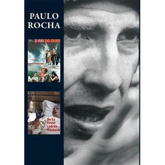 Coleção Paulo Rocha Vol.2 - O Rio do Ouro + Se eu Fosse Ladrão... Roubava