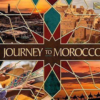 Journey to Marocco - CD