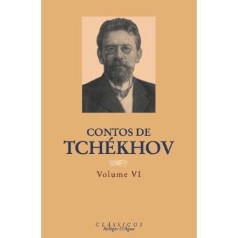 Contos de Tchékhov - Livro 6