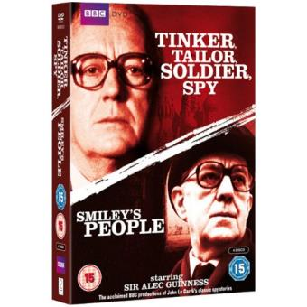 Tinker, Tailor, Soldier, Spy / Smiley's People