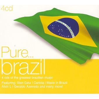 Pure...Brazil (4CD)