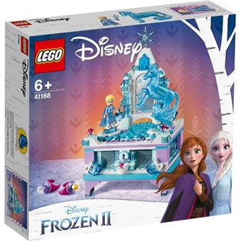 LEGO Disney Frozen 2 - 41168 A Criação de Guarda-Joias da Elsa