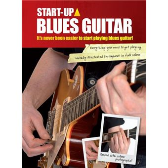 Start-Up: Blues Guitar