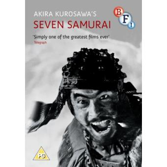 Seven Samurai (60th Anniversary Edition) (DVD)