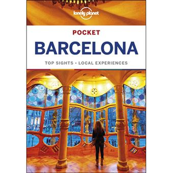 Lonely Planet Pocket Guide - Barcelona