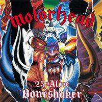 25 & Alive: Boneshaker - CD + DVD