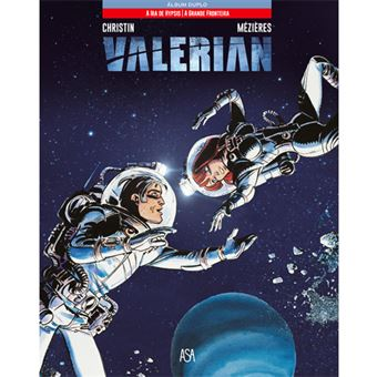 Valérian - Livro 7: A Ira de Hypsis - A Grande Fronteira