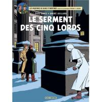 Blake e Mortimer Vol 21 Le Serment des Cinq Lords