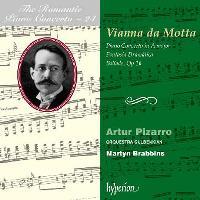 Vianna da Motta | Concerto para Piano, Balada & Fantasia Dramática