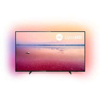Smart TV Philips UHD 4K 55PUS6704 140cm