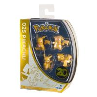 Pokémon - Pack 4 Mini Figuras 20º Aniversário