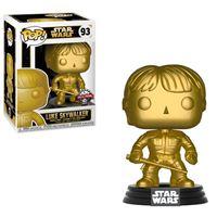 Funko Pop! Star Wars: Luke Skywalker Gold - 93