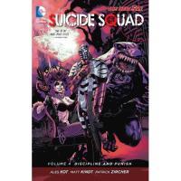 Suicide Squad - Book 4: Discipline and Punish