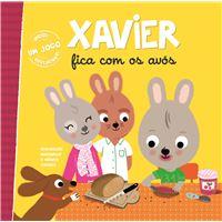 Xavier fica com os Avós