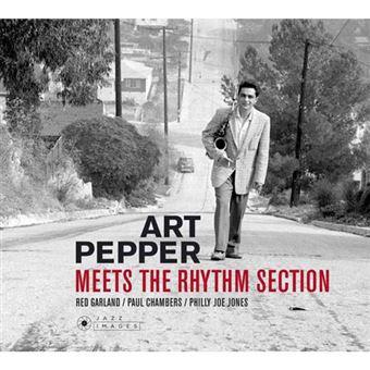 Meets the Rhythm Section - CD