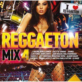 Reggaeton Mix 4 - CD