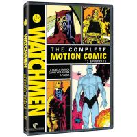 Watchmen Complete Motion Comic - DVD