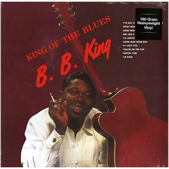 King Of The Blues  - LP 180g