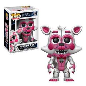 Funko Pop! Five Nights at Freddy's Sister Location: Funtime Foxy - 228