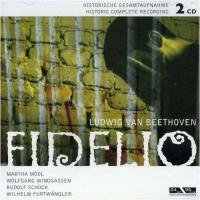 Ludwig van Beethoven: Fidelio op.72 - 2CD