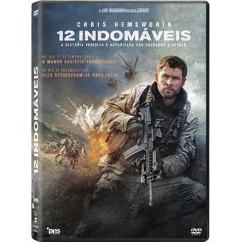 12 Indomáveis - DVD