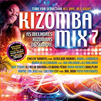Kizomba Mix 7 - CD