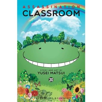 Assassination Classroom - Book 20