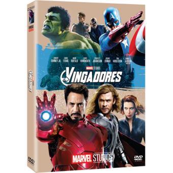 Os Vingadores - Capa de Colecionador - DVD