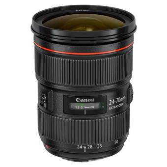 Canon Objetiva EF 24-70mm f/2.8L II USM
