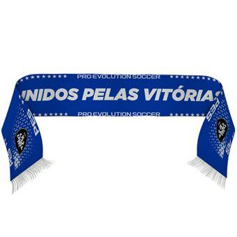 Cachecol PES 2019 - Azul