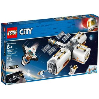 LEGO City Space Port 60227 Estação Espacial Lunar