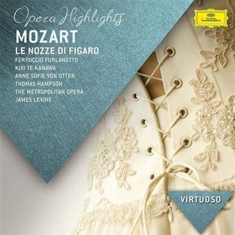Le Nozze di Figaro - CD