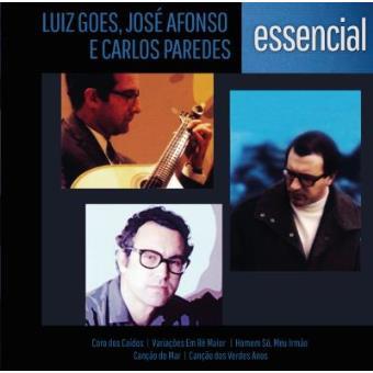 Luiz Goes, José Afonso, Carlos Paredes