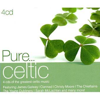 Pure...Celtic (4CD)