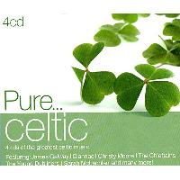 Pure...Celtic (4CD)