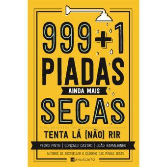 999+1 Piadas Ainda Mais Secas