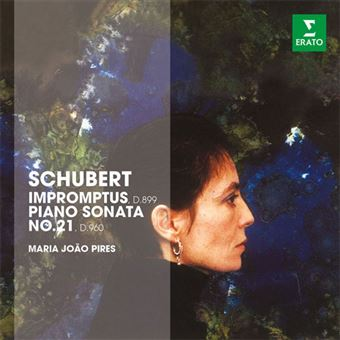 Schubert: Impromptus D899 & Piano Sonata No. 21 - CD