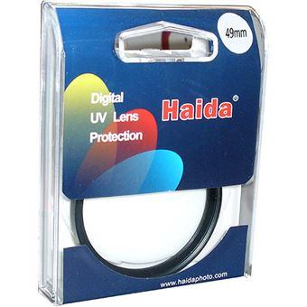 Filtro UV Beirafilme Haida - 49mm