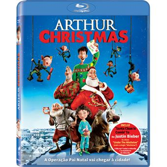 Arthur Christmas - Blu-ray