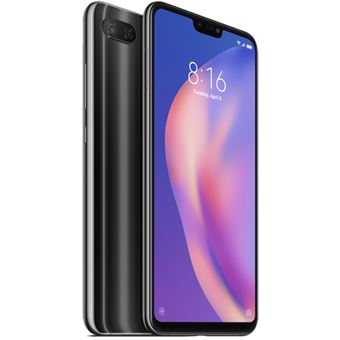 Smartphone Xiaomi Mi8 Lite - 128GB - Midnight Black