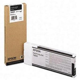 Epson Tinteiro T606100 Preto Foto
