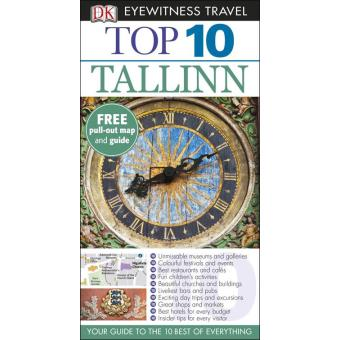 Tallin Eyewitness Top 10 Travel Guide