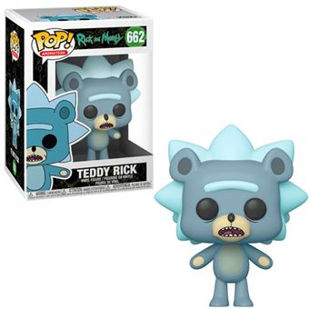 Funko Pop! Rick and Morty: Teddy Rick - 662